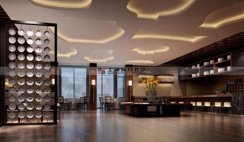 景德镇陶瓷主题精品酒店装修设计案例