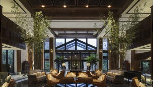 浅析现代新中式酒店设计风格|品竹装饰